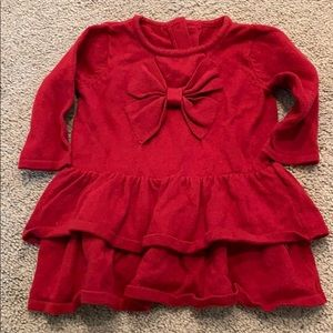 Baby girls holiday dress 3-6 month
